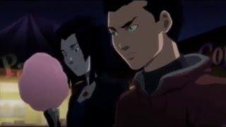 Beast Boy and Damian: Dance Off??!