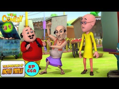 Motu Ka Udhar - Motu Patlu in Hindi - 3D Animated cartoon series for kids - As on Nick