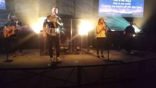 Blessed Assurance- Elevation Worship, The Venue, 1/31/16