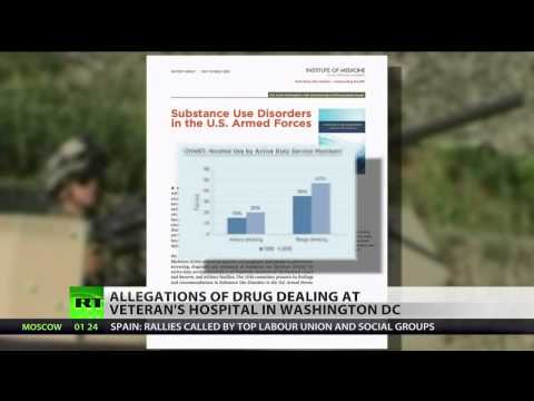 Drug Abuse in the Military: A Public Health Crisis