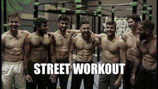 Motivación Deportiva | STREET WORKOUT / CALISTENIA