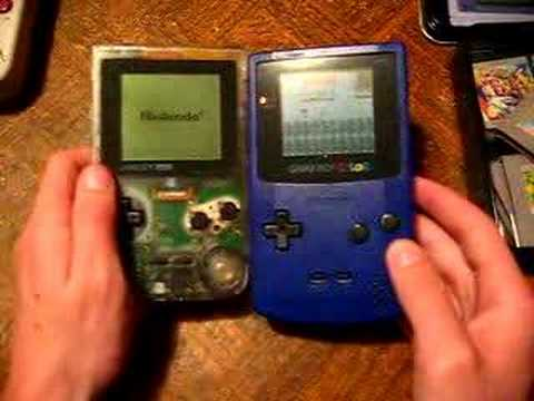 Gameboy Color Review