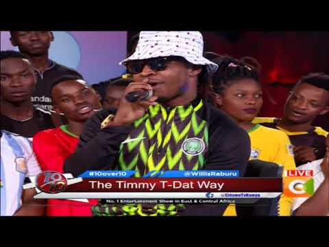 Timmy Tdat explain run in with police #10Over10
