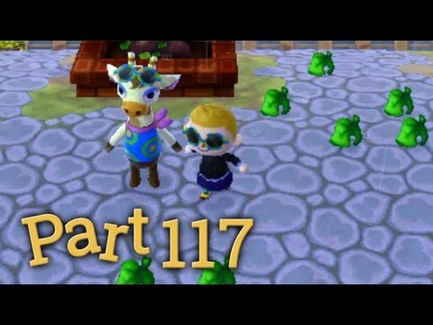 Let's Play Animal Crossing: New Leaf Part 117