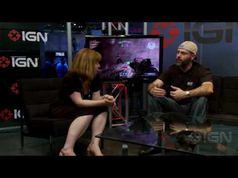 The Agency Demo - IGN Live E3 2010 Video
