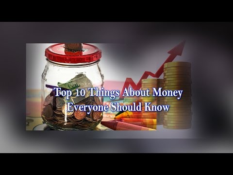10 Amazing Facts About Money You Probably Didn't Know