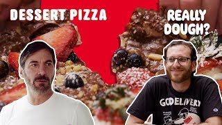 Dessert Pizza: How Much Is Too Much?    Really Dough?