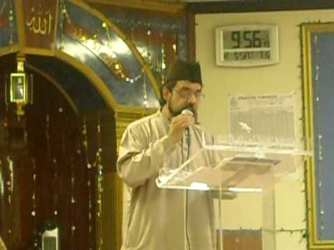 Hamd- Kalam Of Allama Qamrul Hassan Recited By Sayyedi Ayaz Mufti video