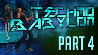 [Technobabylon] PART 4: Fun With Lasers