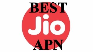 Best APN Settings For Reliance Jio [LATEST]