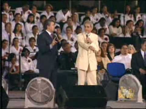 Benny Hinn - Revelation of 'the Cross of Jesus' (1)