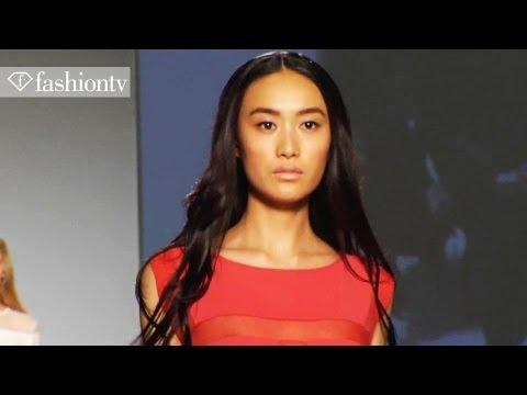 Alberta Ferretti Runway Show - Milan Fashion Week Spring 2012 MFW | FashionTV - FTV