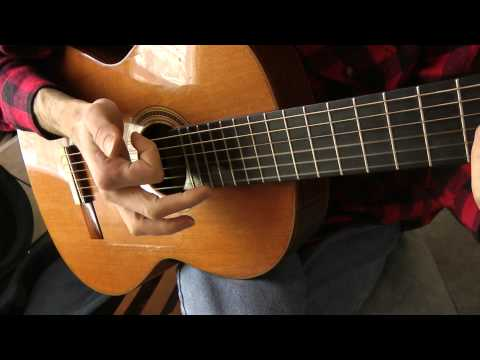 Cours de guitare - Gipsy Kings : Bamboleo (2/8) Rythmique Music Videos
