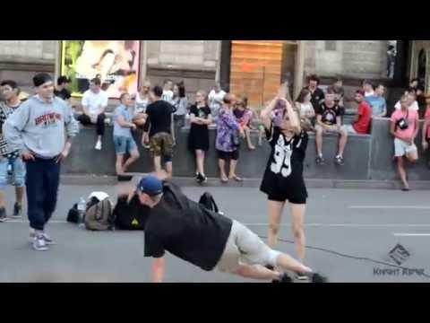 Уличные танцы Крещатика 2016 ч.5 - Khreshchatyk Street Dance 2016 p.5