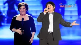 I want to sing with Susan Boyle (Jimmy Lin Pt 1)