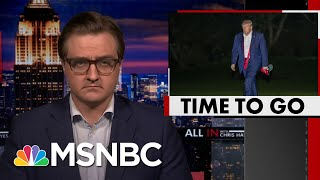 Hayes Calls For Trump To Resign: 'Urgent Matter Of Public Health, Public Safety' | All In | MSNBC