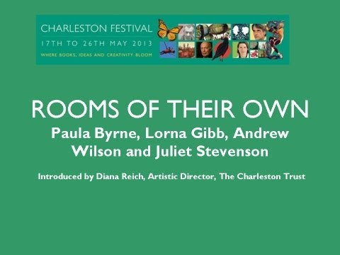 Rooms Of Their Own: Paula Byrne, Lorna Gibb, Andrew Wilson and Juliet Stevenson
