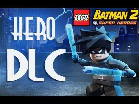 Lego Batman 2 Character Pack Lego Batman 2 dc Super