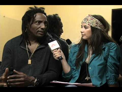 Entrevista The Wailers