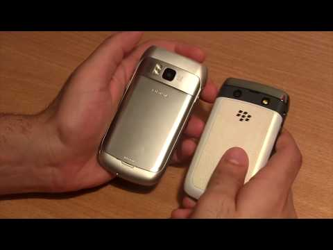 Nokia E6 Unboxing and Review Symbian Anna Touch Screen QWERTY iGyaan