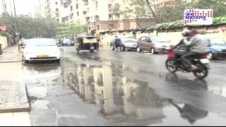 Winter rains surprise Mumbai