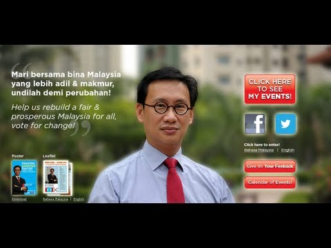 GE 13: Who is Wong Chen?