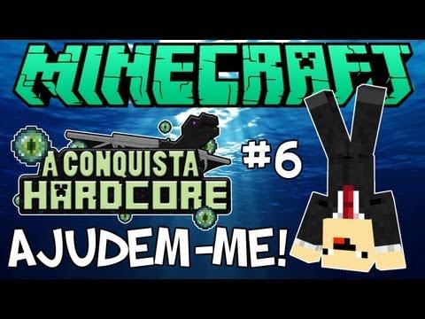 AJUDEM-ME, NÃO SEI NADAR! - A Conquista #6: Minecraft