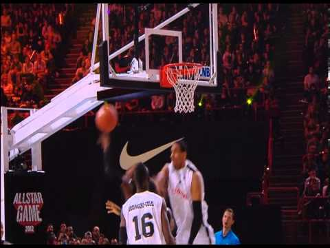All Star Game 2012 de basket à Bercy ! Show Show Show (les meilleurs moments)
