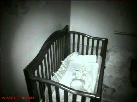 Orbs Over Baby On Video Monitor Part 1 Of 4 Youtube