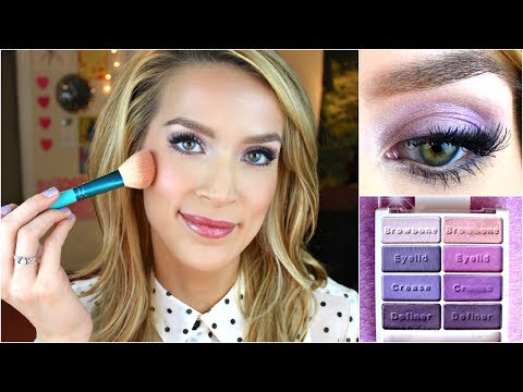Spring Makeup Tutorial: Radiant Orchid