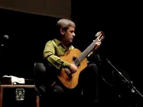 MARCO PEREIRA tocando BADEN POWELL