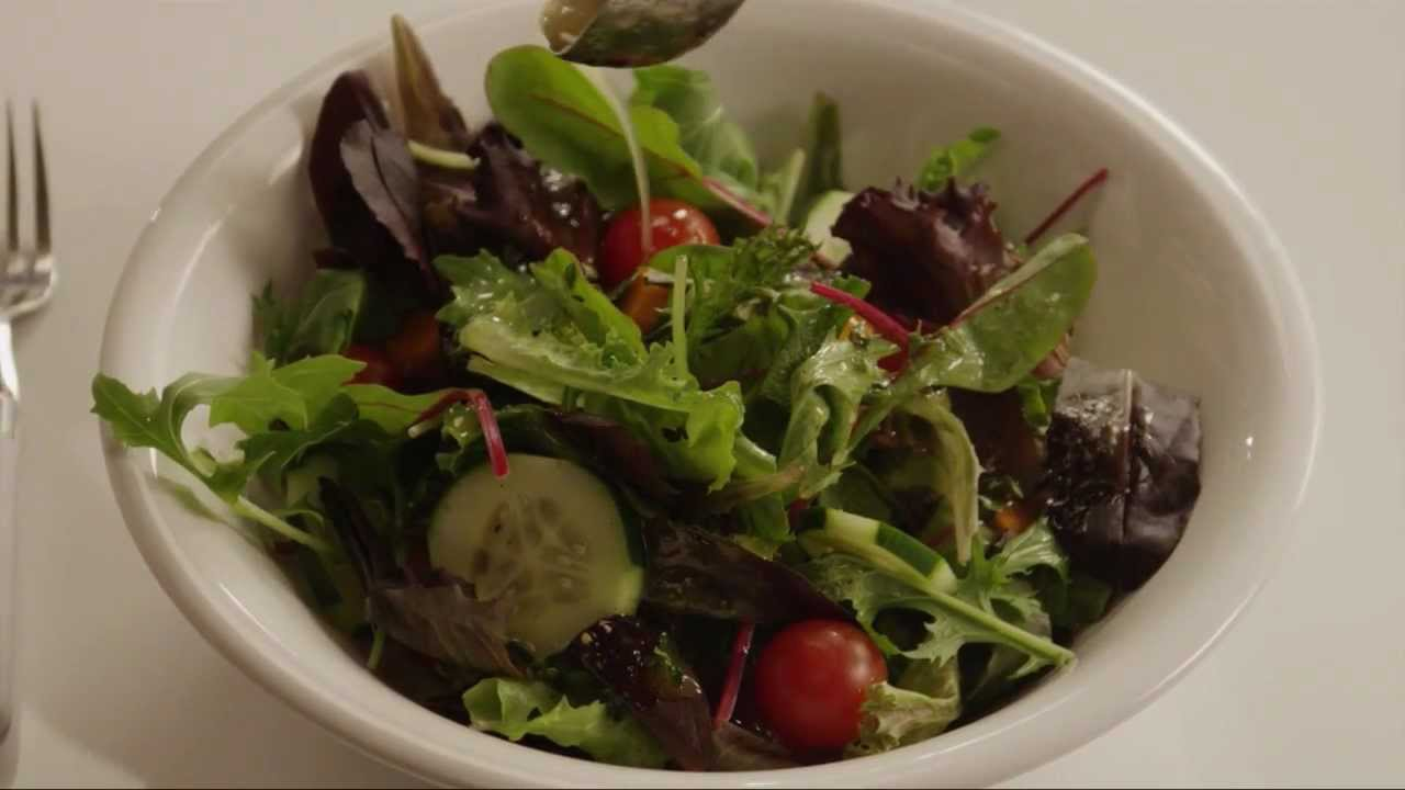 How to Make Balsamic Vinaigrette - YouTube