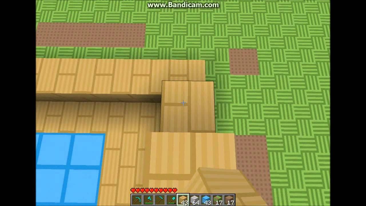 minecraft kleines haus bauen youtube. Black Bedroom Furniture Sets. Home Design Ideas