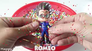 PJ Masks Beads Balls Toys, Review Toys Learning Names, Toys Video For Kids