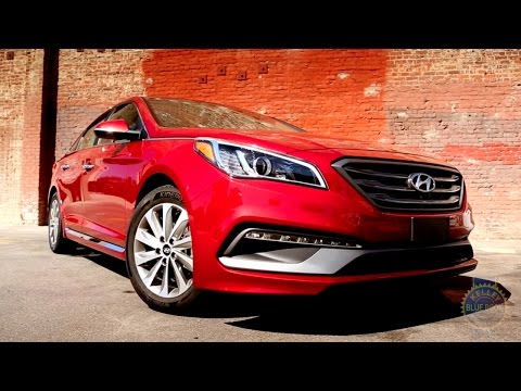 2015 Hyundai Sonata Review - Kelley Blue Book video