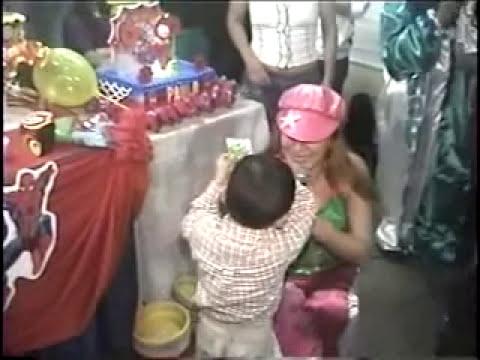 Fiesta Infantil Animadora Silvana (Juegos)