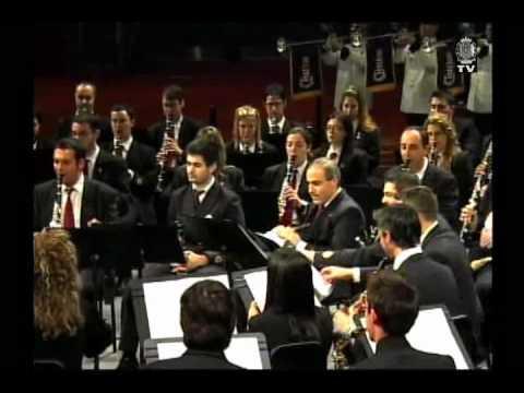 Liberty Fanfare - John Williams - CIM La Armonica de Buñol (Valencia) - El Litro