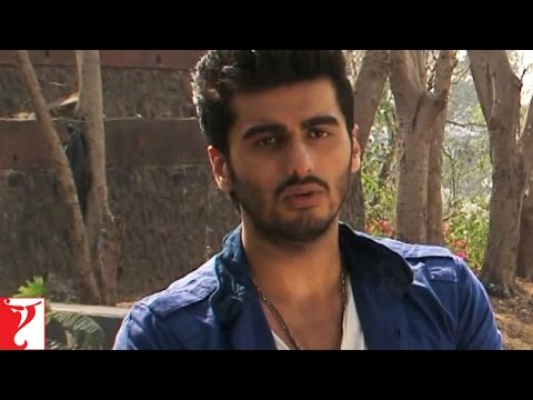 Arjun Kapoor - Talks On The Song - Chokra Jawan - Ishaqzaade