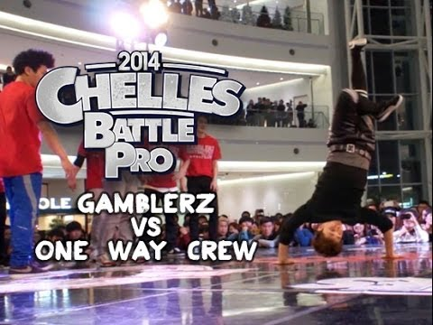 Gamblerz vs One Way Crew | STRIFE. | Chelles Battle Pro Korea...
