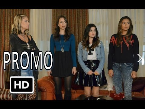 Pretty Little Liars 5X12 Promo - Ali is A! Mona Dies!? Aria Twin Theory!