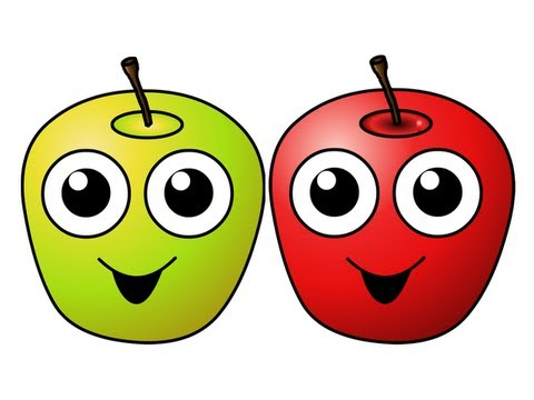 """Apples Are Yummy"" - Learn Fruits & Vegetables, Kids Song for Babies & Toddlers"