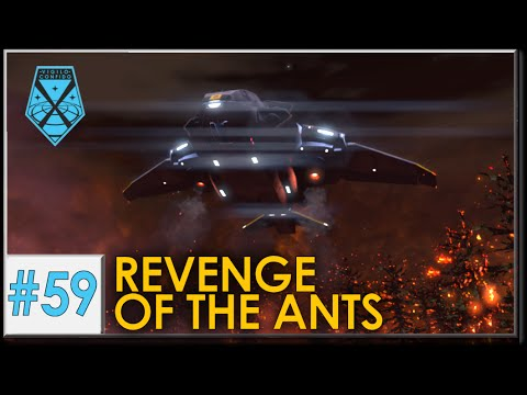 XCOM: War Within - Live and Impossible S2 #59: Revenge of the Ants