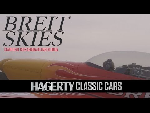 Breit Skies: Up, Up And Away In A Breitling Stunt Plane video