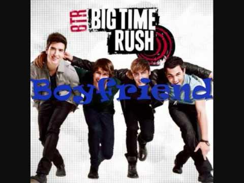 Big Time Rush - Boyfriend + Lyrics And Download Link