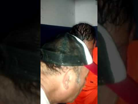 Feroz agresión: Desfiguraron a un árbitro en un encuentro del Federal B