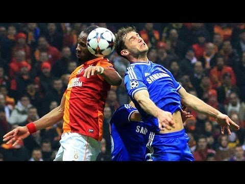 Chelsea vs Galatasaray 2-0 All Goals and Highlights HD CL 18/03/2014