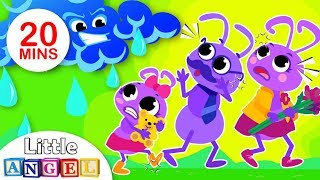 Ants Go Marching One by One, Ants in my Pants, My Little Pony Fun Kids Songs by Little Angel
