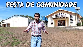 FESTA DE COMUNIDADE