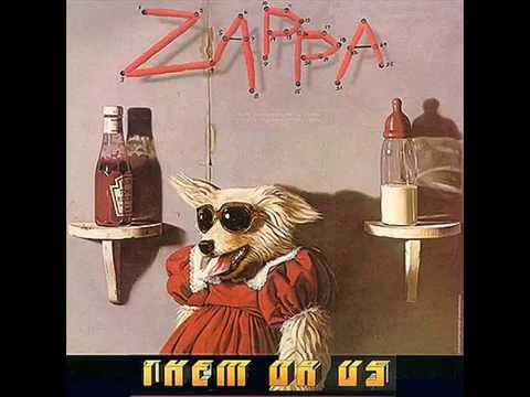 Frank Zappa - 2nd Movement Of Sinister Footwear