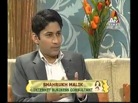 Shahrukh Malik | Social Media and Internet Business Expert